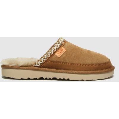 UGG Tan Tasman Ii Slip-on Slippers Junior