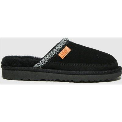 UGG Black Tasman Ii Slip-on Slippers Junior