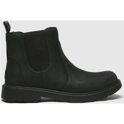 UGG Black Bolden Boots Junior