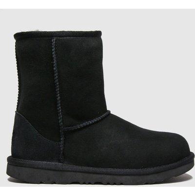 UGG Black Classic Ii Boots Youth