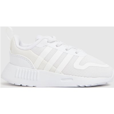 Adidas White Multix Trainers Toddler