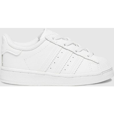 Adidas White Superstar El Trainers Toddler