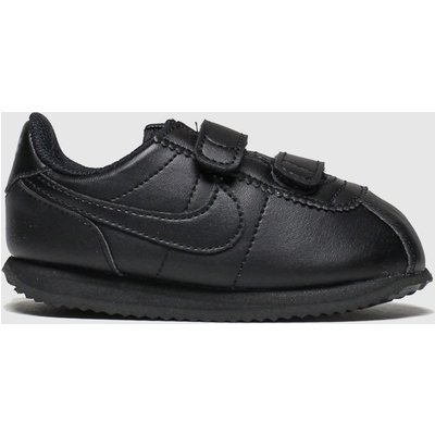 Nike Black Cortez Basic Trainers Toddler