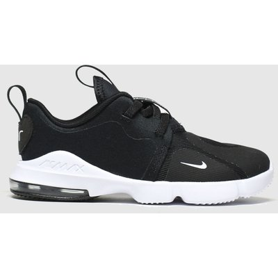 Nike Black & White Air Max Infinity Trainers Toddler