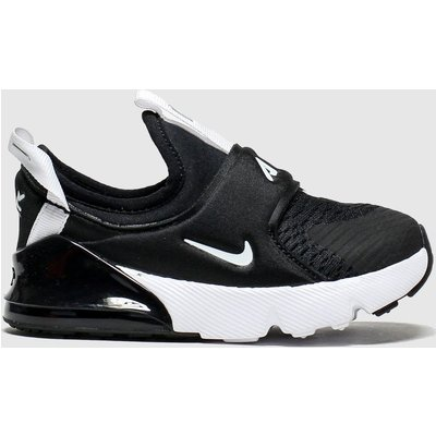 Nike Black & White 270 Extreme Trainers Toddler