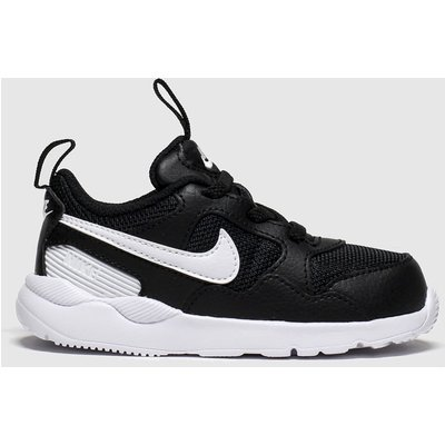 Nike Black & White Pegasus 92 Lite Trainers Toddler