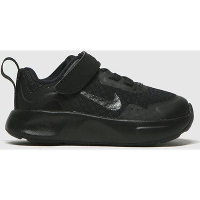 Nike Black Wearallday Trainers Toddler