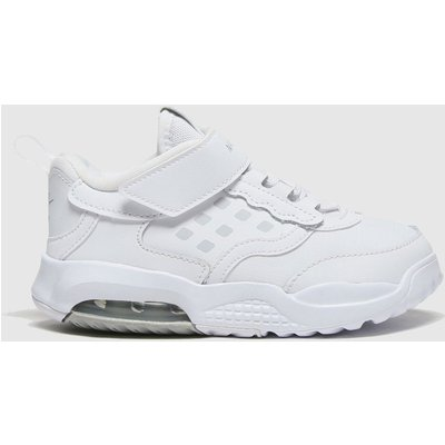 Nike Jordan White Air Max 200 Trainers Toddler