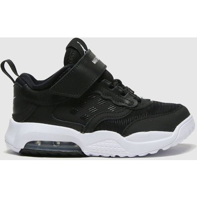 Nike Jordan Black & White Air Max 200 Trainers Toddler