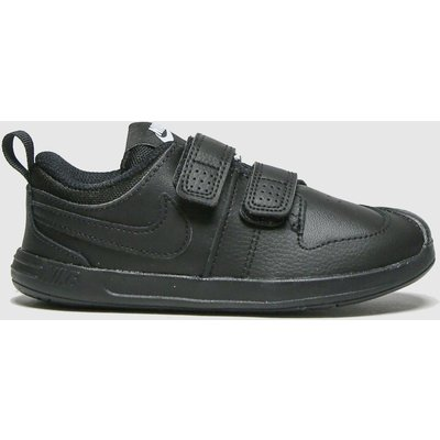 Nike Black Pico 5 Trainers Toddler