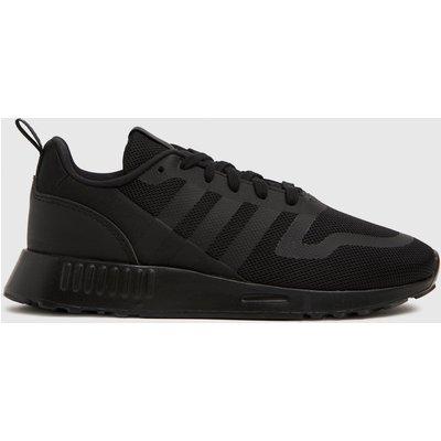 Adidas Black Multix Trainers Junior