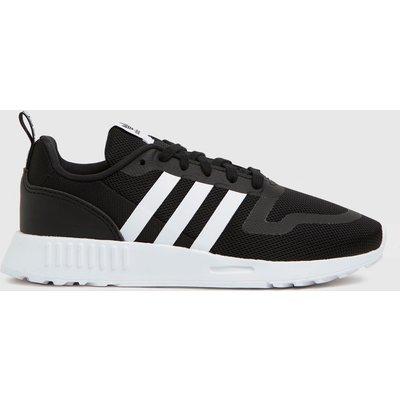 Adidas Black & White Multix Trainers Junior