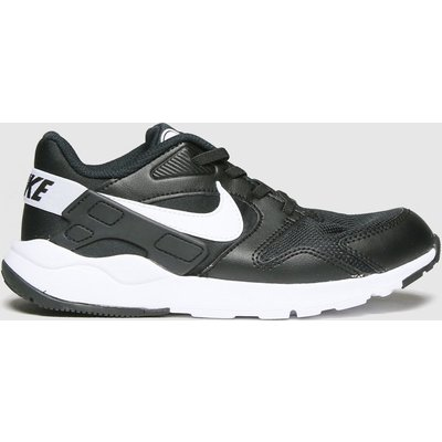 Nike Black & White Ld Victory Trainers Junior