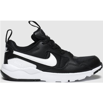 Nike Black & White Pegasus 92 Lite Trainers Junior