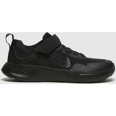 Nike Black Wearallday Trainers Junior