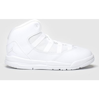 Nike Jordan White Max Aura Trainers Junior