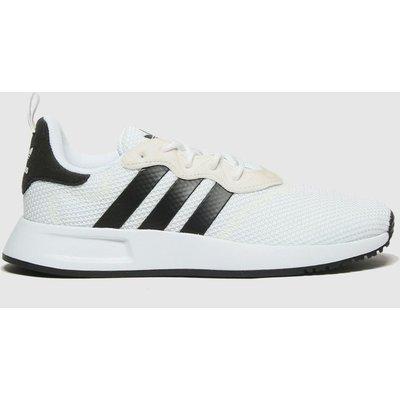 Adidas White & Black X_plr Trainers Youth