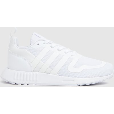 Adidas White Multix Trainers Youth