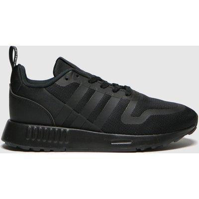 Adidas Black Multix Trainers Youth