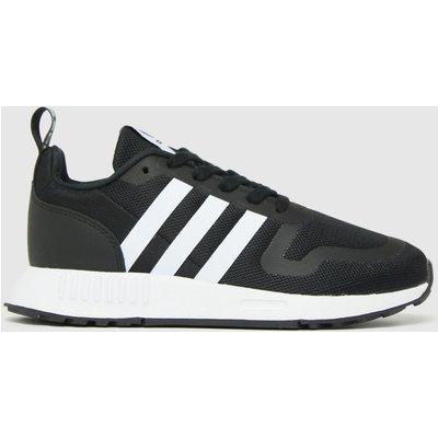 Adidas Black & White Multix Trainers Youth