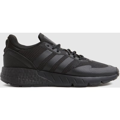 Adidas Black Zx 1k Boost Trainers Youth