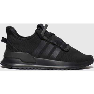 Adidas Black U_path Run Trainers Youth
