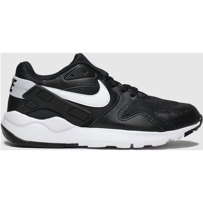 Nike Black & White Ld Victory Trainers Youth
