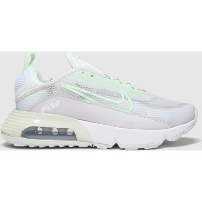 Nike Light Grey Air Max 2090 Trainers Youth