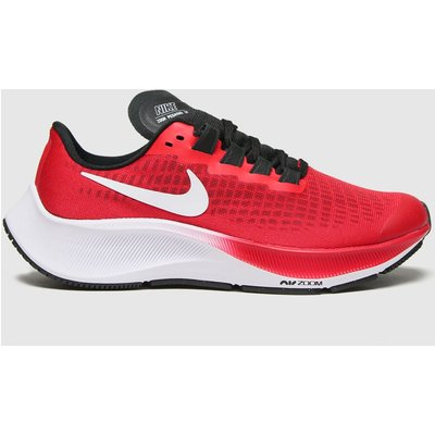 Nike Red Air Zoom Pegasus 37 Trainers Youth