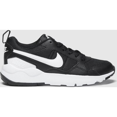Nike Black & White Pegasus 92 Lite Trainers Youth