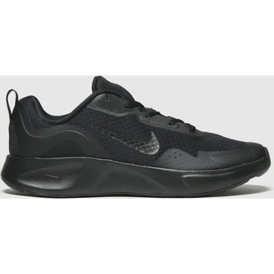 Nike Black Wearallday Trainers Youth