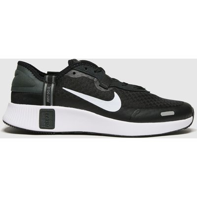 Nike Black & Grey Reposto Trainers Youth