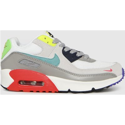 Nike Multi Air Max 90 Eoi Trainers Youth