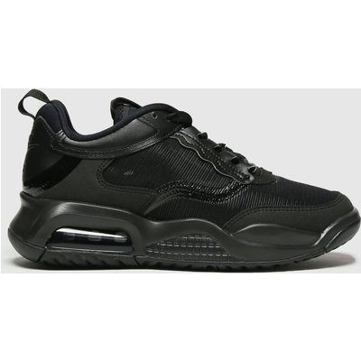 Nike Jordan Black Air Max 200 Trainers Youth