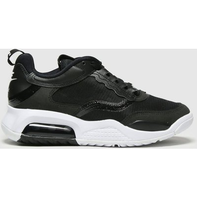 Nike Jordan Black & White Air Max 200 Trainers Youth