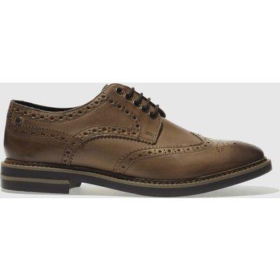 Base London Tan Rothko Shoes