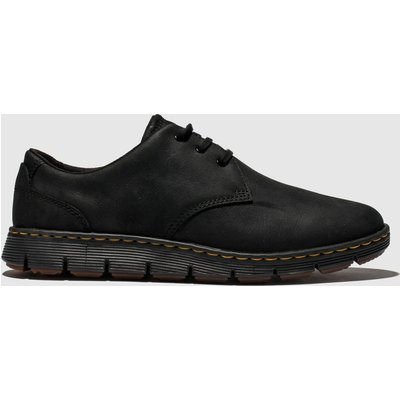Dr Martens Black Lawford Lo Shoes