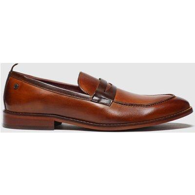 Base London Tan Lens Shoes