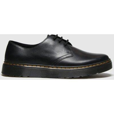 Dr Martens Black Thurston Lo Shoes