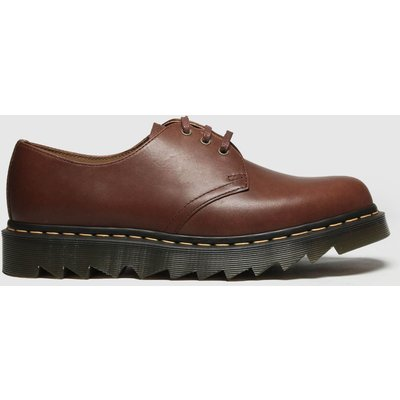 Dr Martens Brown 1461 Ziggy Shoes