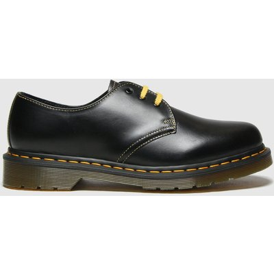 Dr Martens Black 1461 Atlas Shoes