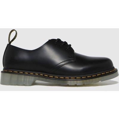 Dr Martens Black 1461 Iced Shoes