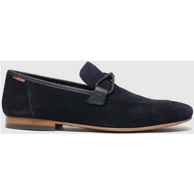 TED BAKER Navy Crecy Shoes
