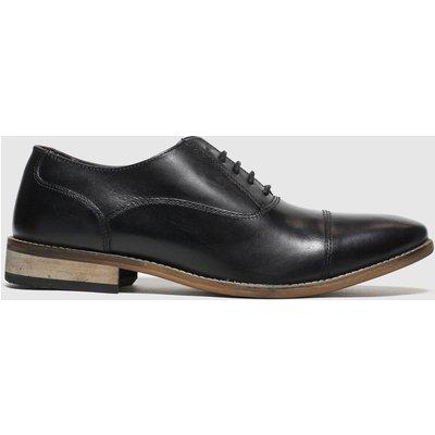 Schuh Black Tobias Oxford Shoes