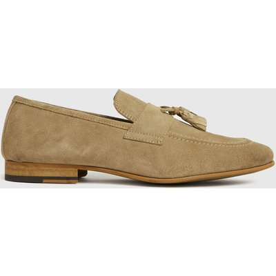 Schuh Stone Oscar Suede Tassle Shoes