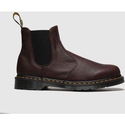 Dr Martens Dark Brown 2976 Ambassador Chelsea Boots