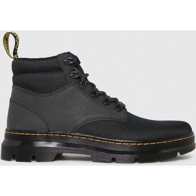Dr Martens Black Rakim Boots