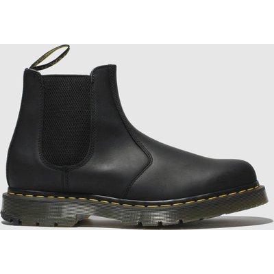 Dr Martens Black 2976 Chelsea Wintergrip Boots