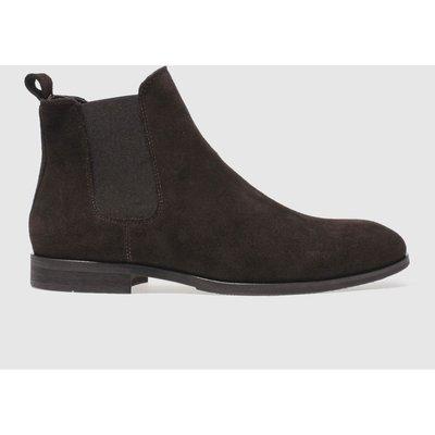 Schuh Brown Khan Chelsea Boots