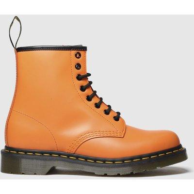 Dr Martens Orange 1460 Boots